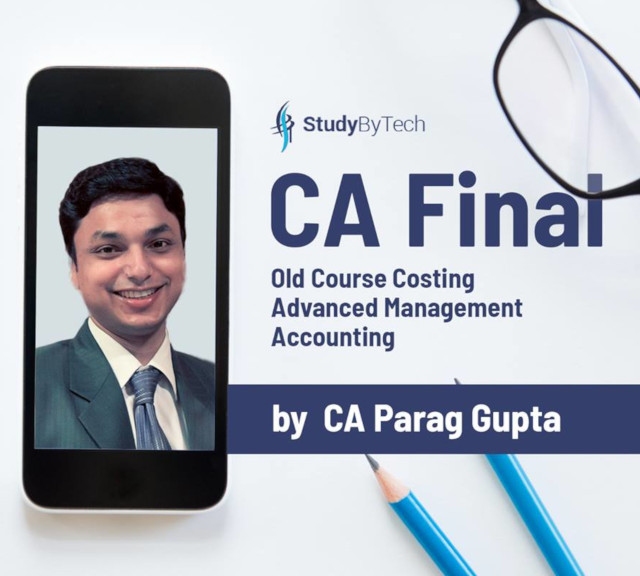 Advanced Management Accounting(AMA)-Old course Costing & O.R AMA