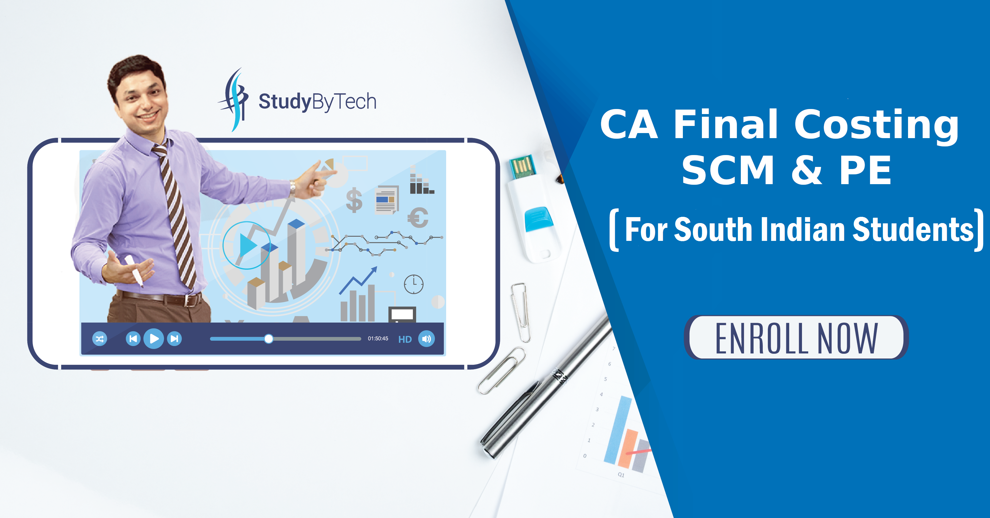 CA Final Costing(New Course)-Batch for South Indian Students Newrec